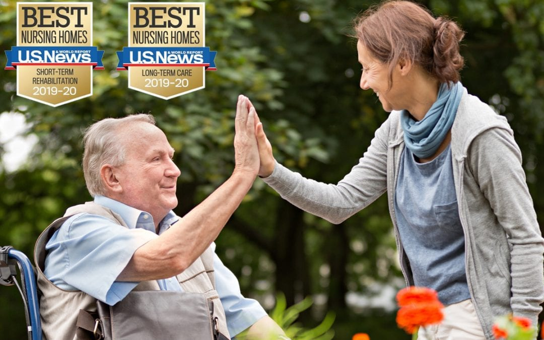 "The Meadows Health Center becomes six-time recipient of U.S. News ""Best Nursing Home"" award"
