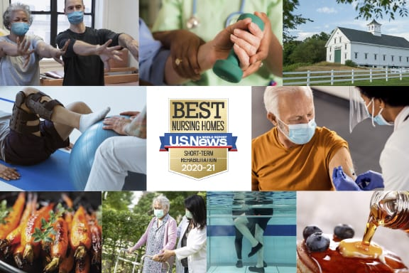 "The Meadows Health Center is once again named a U.S. News ""Best Nursing Home"""